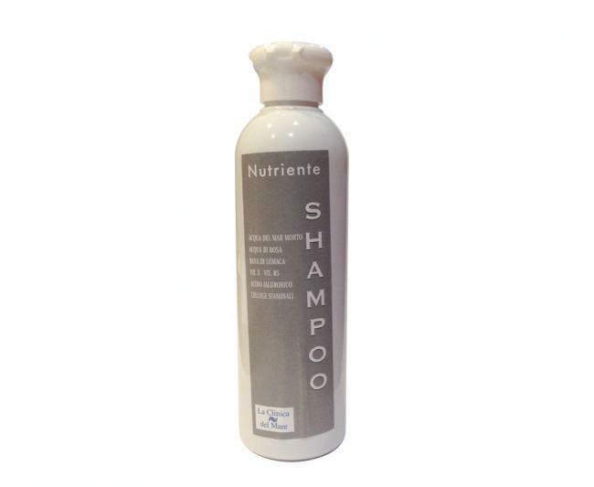 Prodotti del Mar Morto - Shampoo nutriente