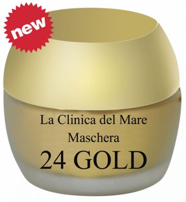- 24 Gold Maschera